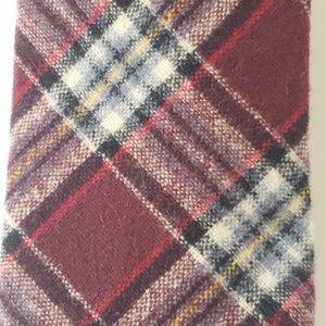 Pendleton Wool Tie Vintage